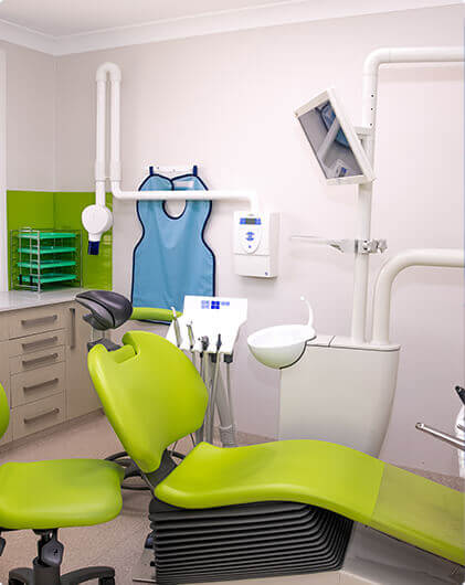Interior Look of Clinic